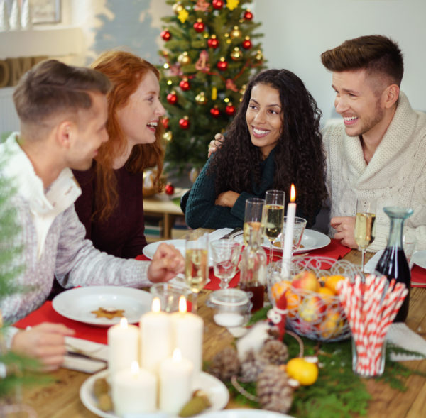 Using acupuncture for hypertension can help relieve the stress of weight gain during the holiday season and help you enjoy time with loved ones.